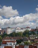 Prague - Historic Hospital Stock Photo