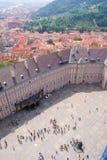 Prague historical. Prague as a cultural heritage Stock Photography
