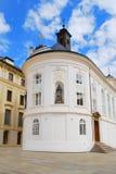 Prague. Holy Cross chapel Stock Photo