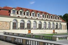 Prague Hostel Stock Photography