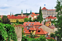 Prague, Hradcany Stock Images
