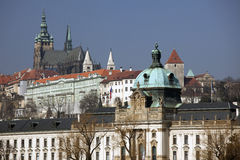 Prague - Hradcany Stock Image