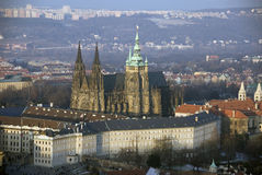 Prague - Hradcany Royalty Free Stock Image