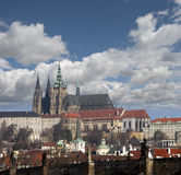 Prague - Hradcany Royalty Free Stock Photos