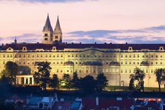 Prague hradcany castle Royalty Free Stock Image