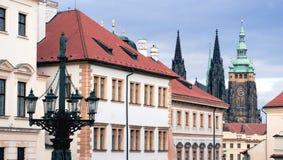 Prague. Hradcany. Stock Photo
