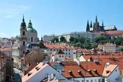 Prague Hradczany Royalty Free Stock Photography