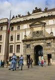 Prague hradnistraz 02 Royaltyfri Fotografi