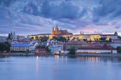 Prague. Stock Photo