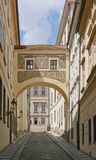 Prague impression Royalty Free Stock Image