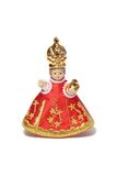 Prague infant jesus Stock Photography