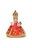 Prague infant jesus. Imitation figure of christ child from Prague Stock Photography