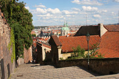 Prague landmark Royalty Free Stock Photography