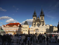 Prague Landmark Royalty Free Stock Images