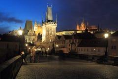 Prague landmarks Royalty Free Stock Photos