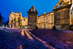Prague landscape Royalty Free Stock Image