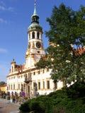 Prague - le Loretto (Loreta) image libre de droits