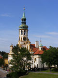 Prague - le Loretto (Loreta) photographie stock