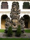 Prague - le Loretto Loreta photo libre de droits