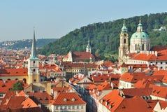 Prague Lesser Town Stock Images
