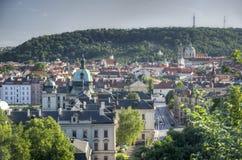 Prague Lesser Town stock photos
