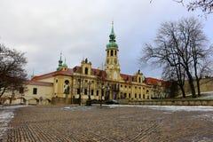 Prague Loreta Photographie stock libre de droits