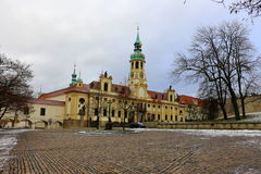 Prague Loreta Royalty Free Stock Photography
