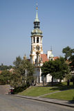 Prague - Loreto church Royalty Free Stock Photo
