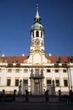 Prague - Loreto church Royalty Free Stock Images