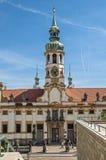 Prague Loretta , or Loreta . Royalty Free Stock Photography