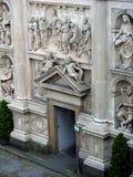Prague - Lorettoen Loreta Royaltyfri Foto