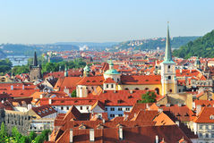 Prague. Mala Strana Royalty Free Stock Images