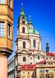 Prague, Mala Strana, Czech Republic Royalty Free Stock Images