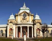 Prague Monument, Lapidarium Royalty Free Stock Photos