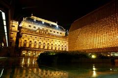 Prague Narodni royalty free stock photos