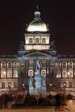 Prague - National Museum Royalty Free Stock Photo