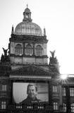 Prague National Museum Stock Photography