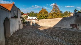 Prague - New World. Novy Svet, Hradcany district, Prague, Czech Republic Royalty Free Stock Images