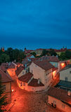Prague - New World. New World - Picturesque Quarter in Prague Stock Images