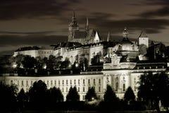 Prague at nigh Royalty Free Stock Image