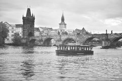Prague Old City Royalty Free Stock Photography