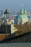 Prague - old and famous Royalty Free Stock Photography
