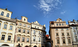 Prague, Old town Royalty Free Stock Photography