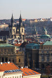 Prague old town Stock Photography