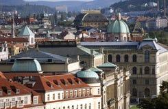 Prague - Old Town Stock Image