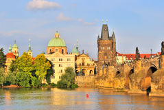 Prague. Old Town Stock Photo