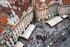 Prague Old Town Stock Photos