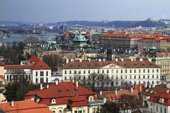 Prague Old Town, Czech Republic Stock Image