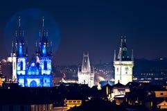 Prague Old Town,Czech Republich Stock Photography
