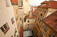 Prague old town Royalty Free Stock Photos